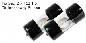 T12 Tip Set Fortus 380mc/450mc/900mc PC; PC-ISO