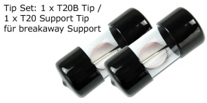 T20B Tip Set Fortus 450mc/900mc ST130