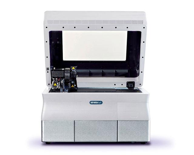 Der vielseitige Stratasys Polyjet Desktop 3D-Drucker Objet30 v5