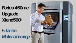 Xtend 500 Upgrade