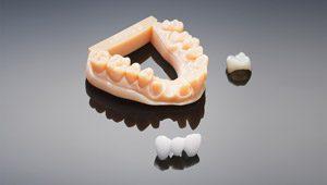 Dental-Serie von Stratasys