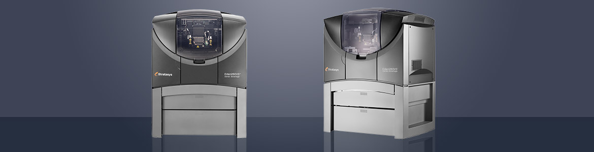 3D-Drucker Objet Eden260VS Dental Advantage - Effektiv für wachsende Dentallabore
