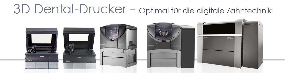 3D Dental-Drucker