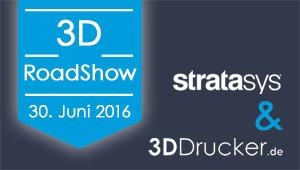 RoadShow Stratasys J750