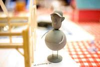 Farmer gebaut mit einem Dimension 3D Drucker für Marketing & Design