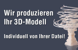 3D Druck Musterservice