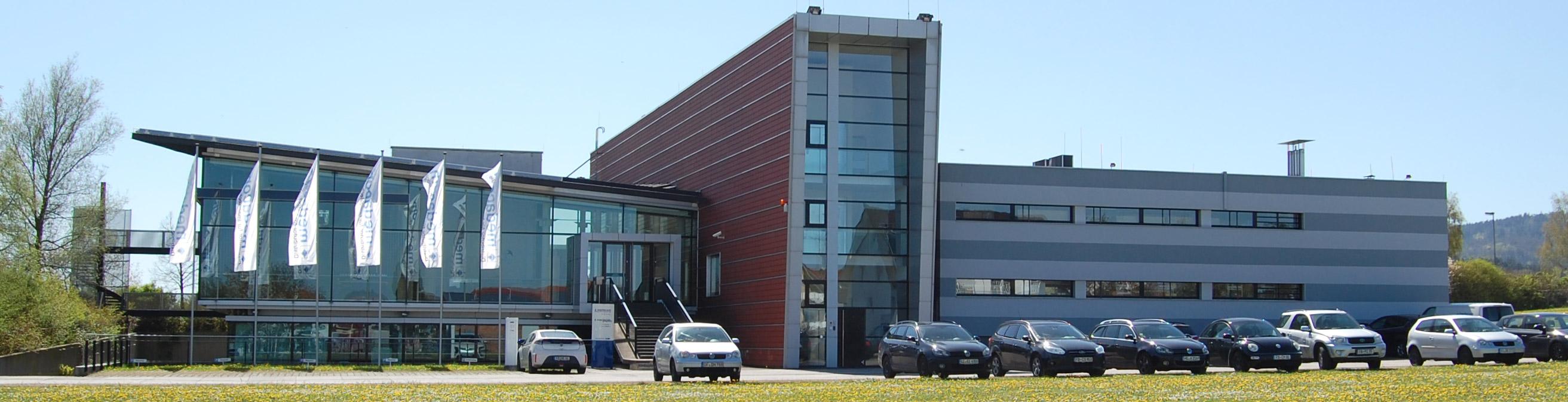 Firmensitz der medacom GmbH