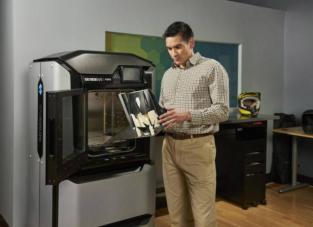 Die F123 Serie eignet sich perfekt für das Prototyping von 3D-Modellen