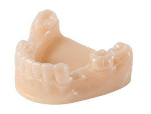 Material für PolyJet Drucker die Biokompatibel sind. Bsp. Gebis aus der Zahnmedizin