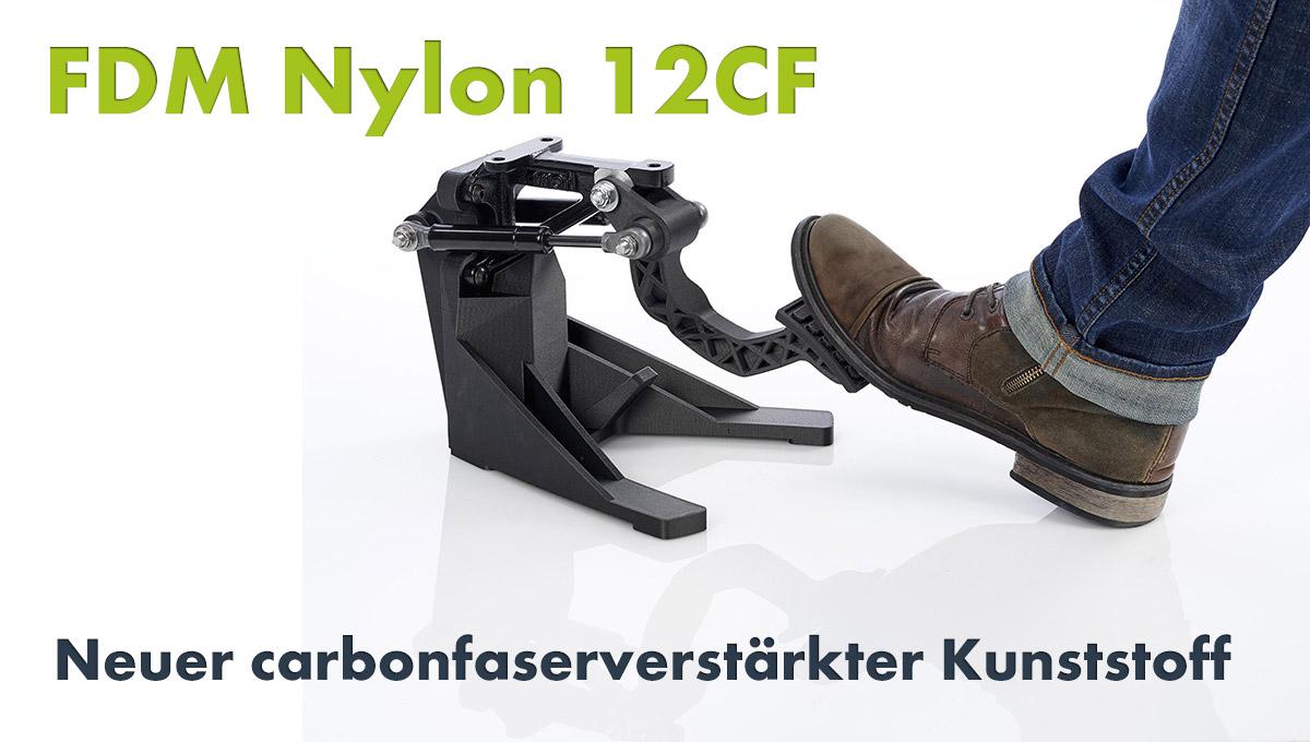 FDM Nylon 12CF