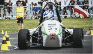 Fahrzeug von THM Motorsport