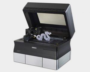 Der Objet30 Prime überzeugt in seiner Vielseitigkeit von druckbaren Materialien und seiner Präzision.