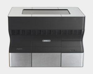 Desktop 3D-Drucker Objet30 Font Ansicht