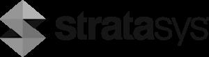 Stratasys Logo grau