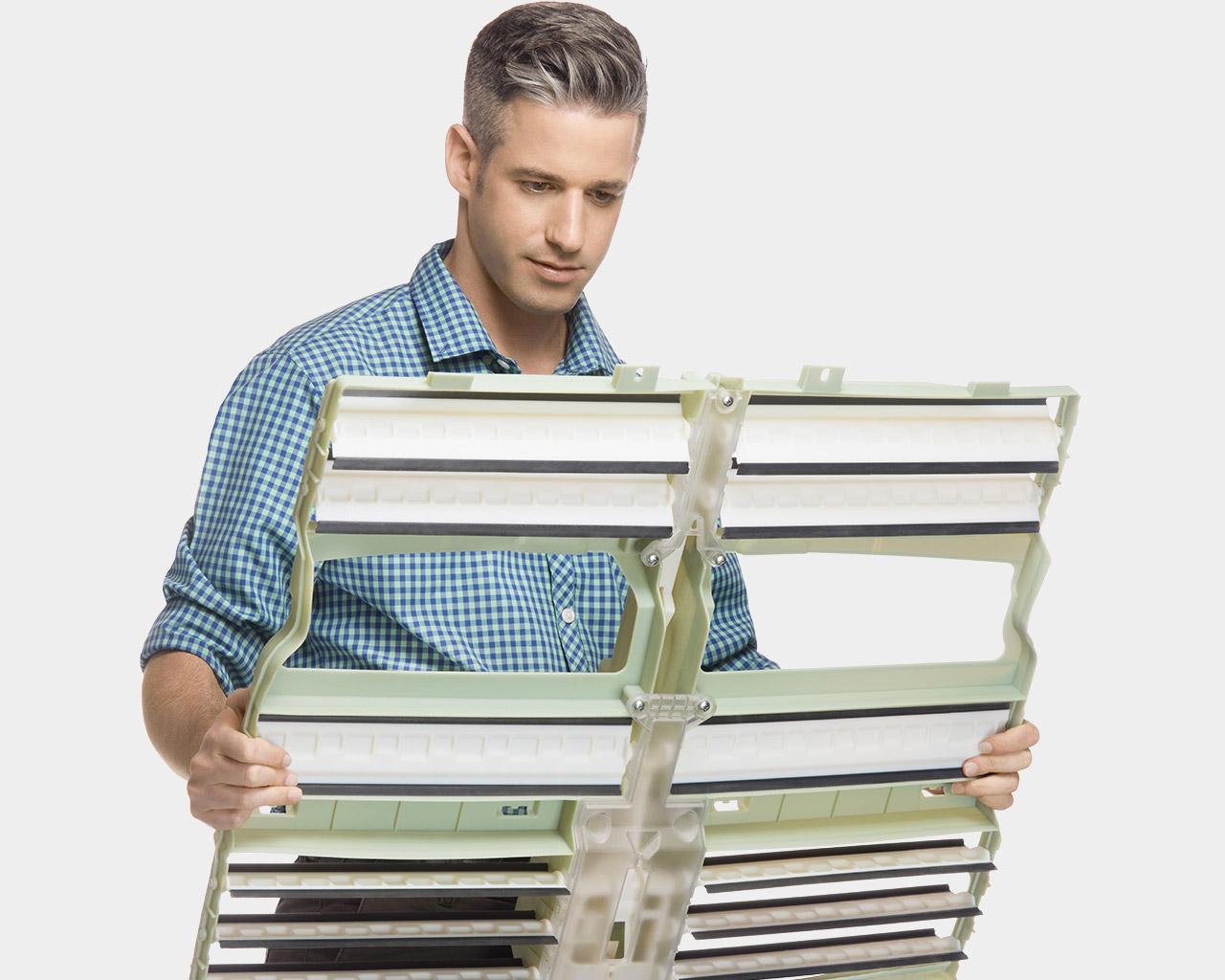 Anwendungen zu dem Objet Großraum Drucker Objet1000.