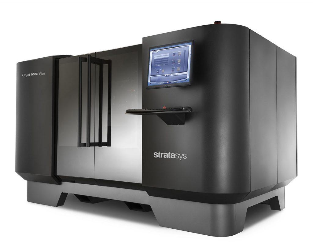 Stratasys Objet1000 Plus Großformat 3D Drucker
