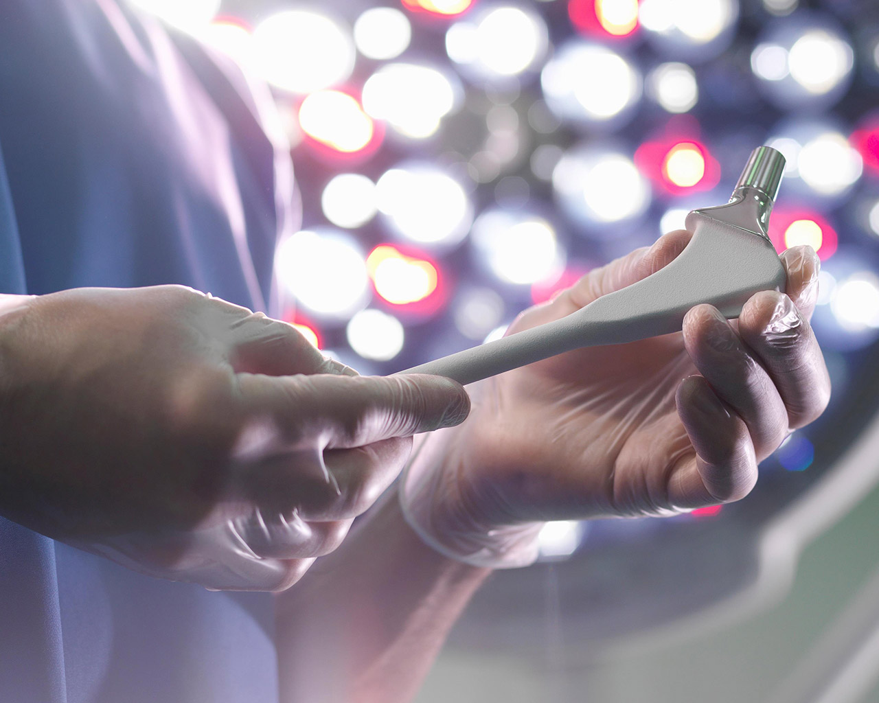 Biokompatible PolyJet 3D Druck Materialien.