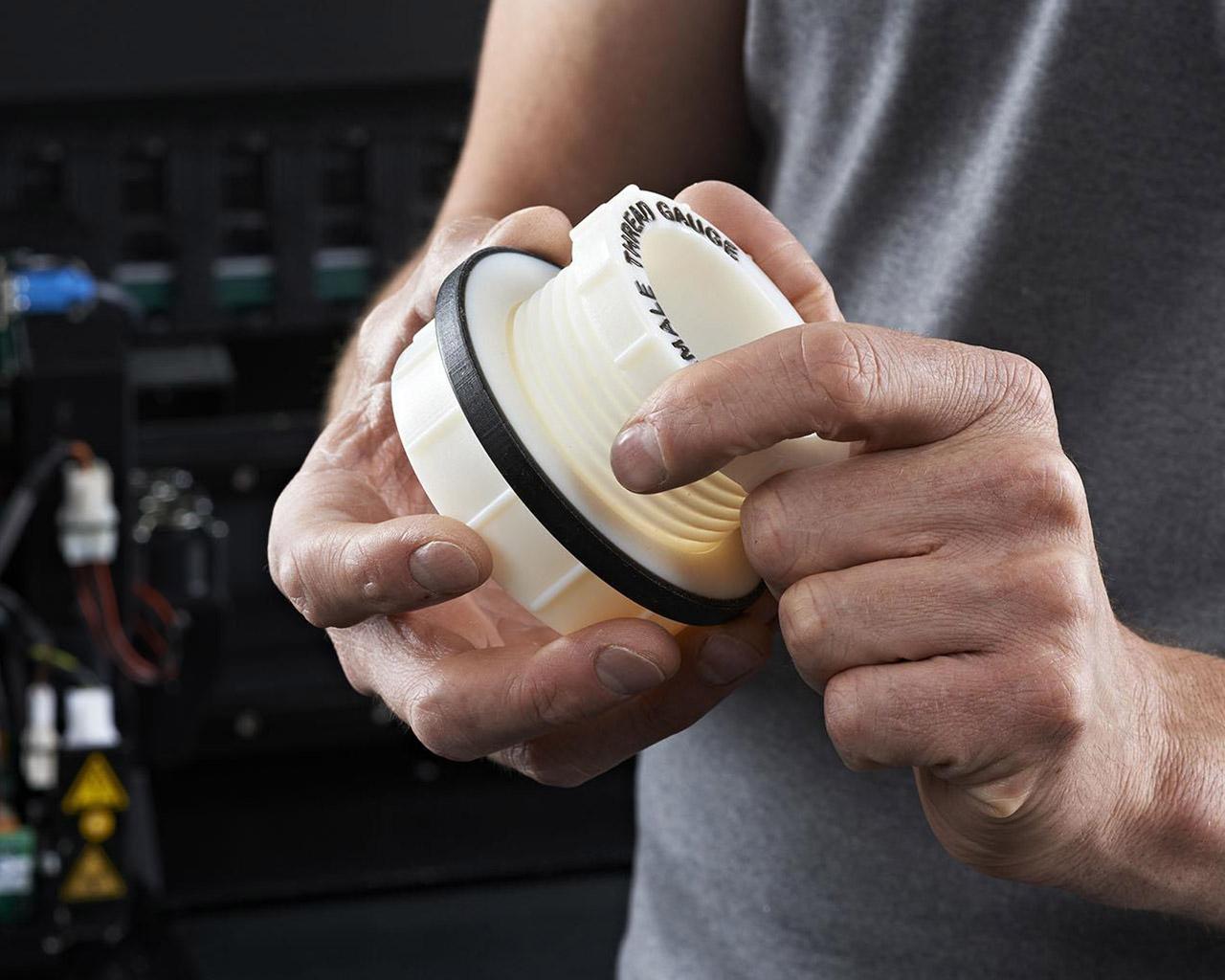 Digital-ABS PolyJet 3D Druck Materialien.