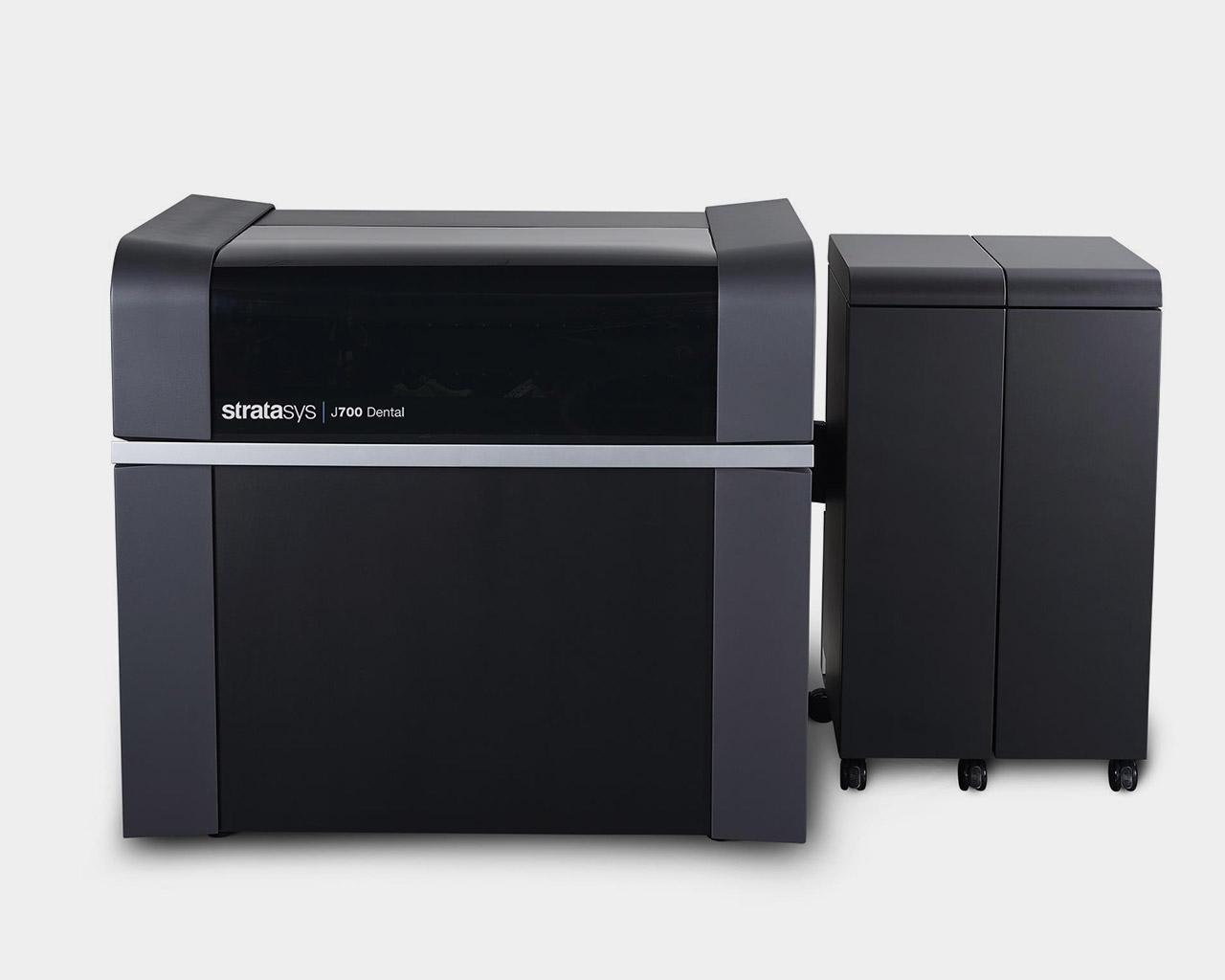 3D Dental Drucker J700 als high end der 3D-Druckdienstleistung mit günstigen 3D Druck Service Kosten