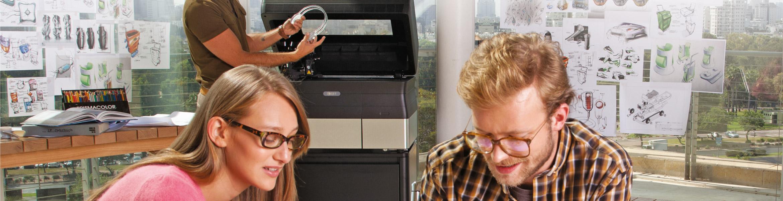 Einführung in die PolyJet 3D Technologie