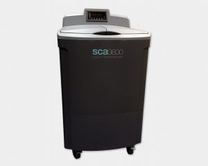 SCA 3600 Auswaschstation