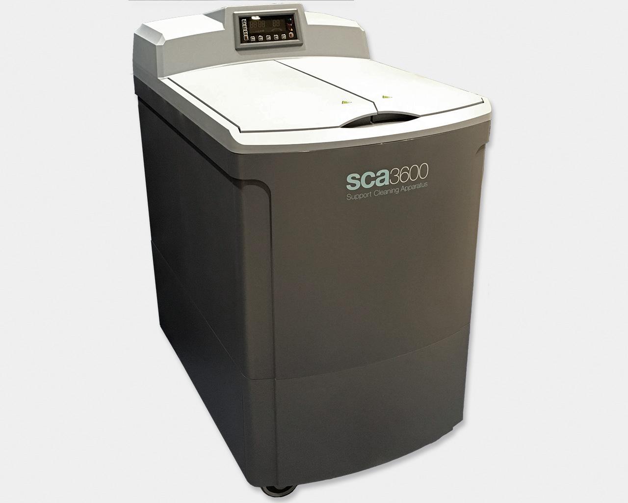 SCA3600 Auswaschstation