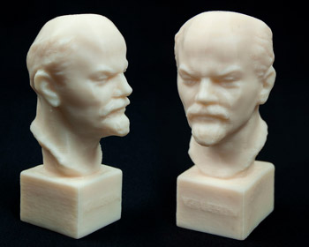 3D Modelle vor dem Veredeln