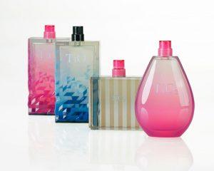 3D gedruckte Parfümflaschen – Stratasys J750 Vivid Colors