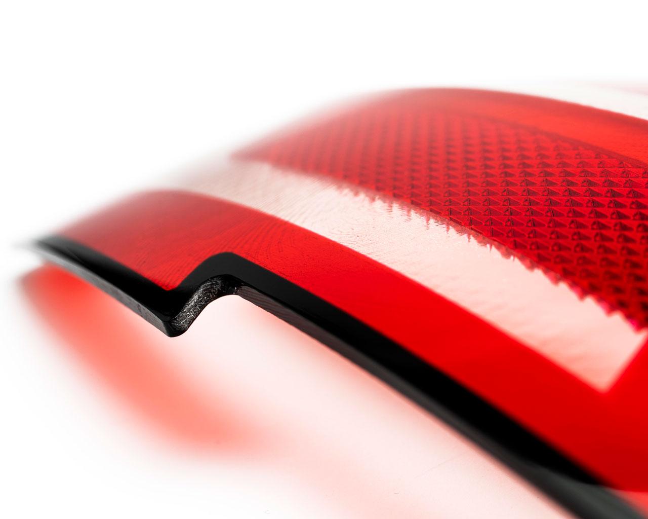 Fahrzeugrücklicht – Stratasys J750 Vivid White
