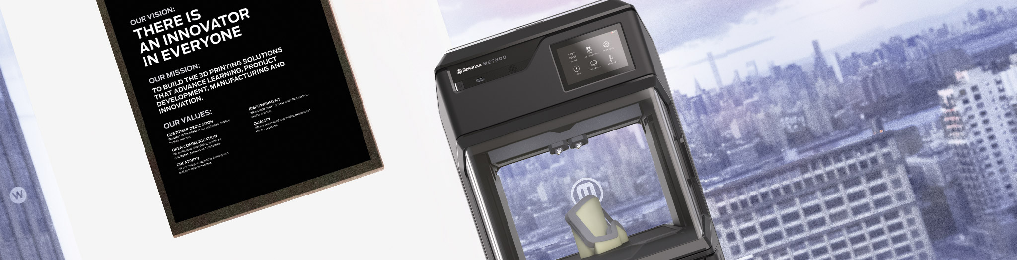 MakerBot Method – There is an innovator in everyone
