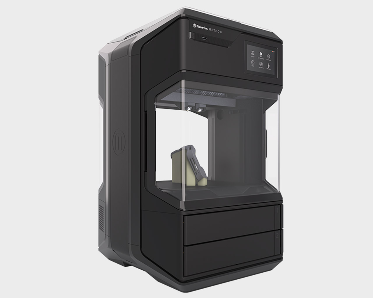 MakerBot Method - Der Performance 3D Drucker
