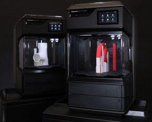 Die Method 3D Drucker überzeugen mit der stabilen Metallrahmenkonstruktion