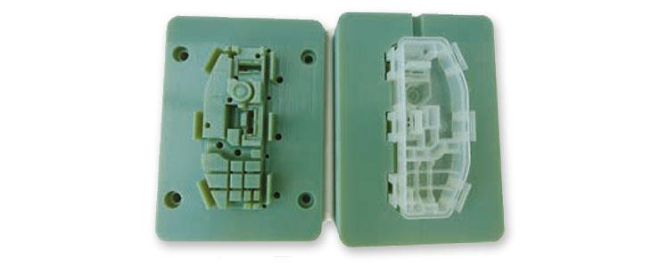 Seuffer setzt bei der Funktionsprüfung von Spritzgussprototypen auf den PolyJet 3D Druck