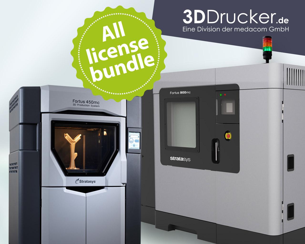 3D Druck Angebot   All license bundle