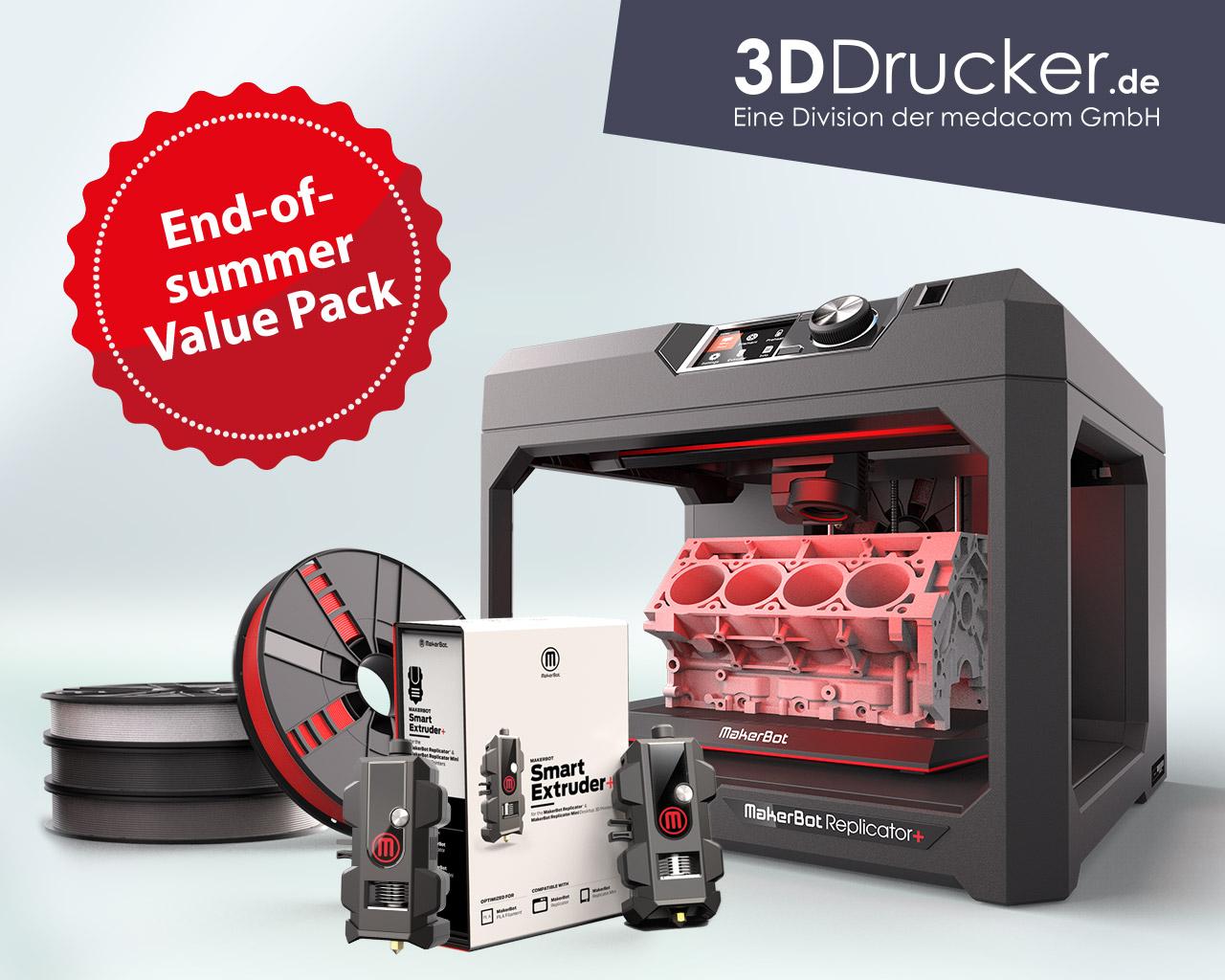 MakerBot End-of-summer Value Pack