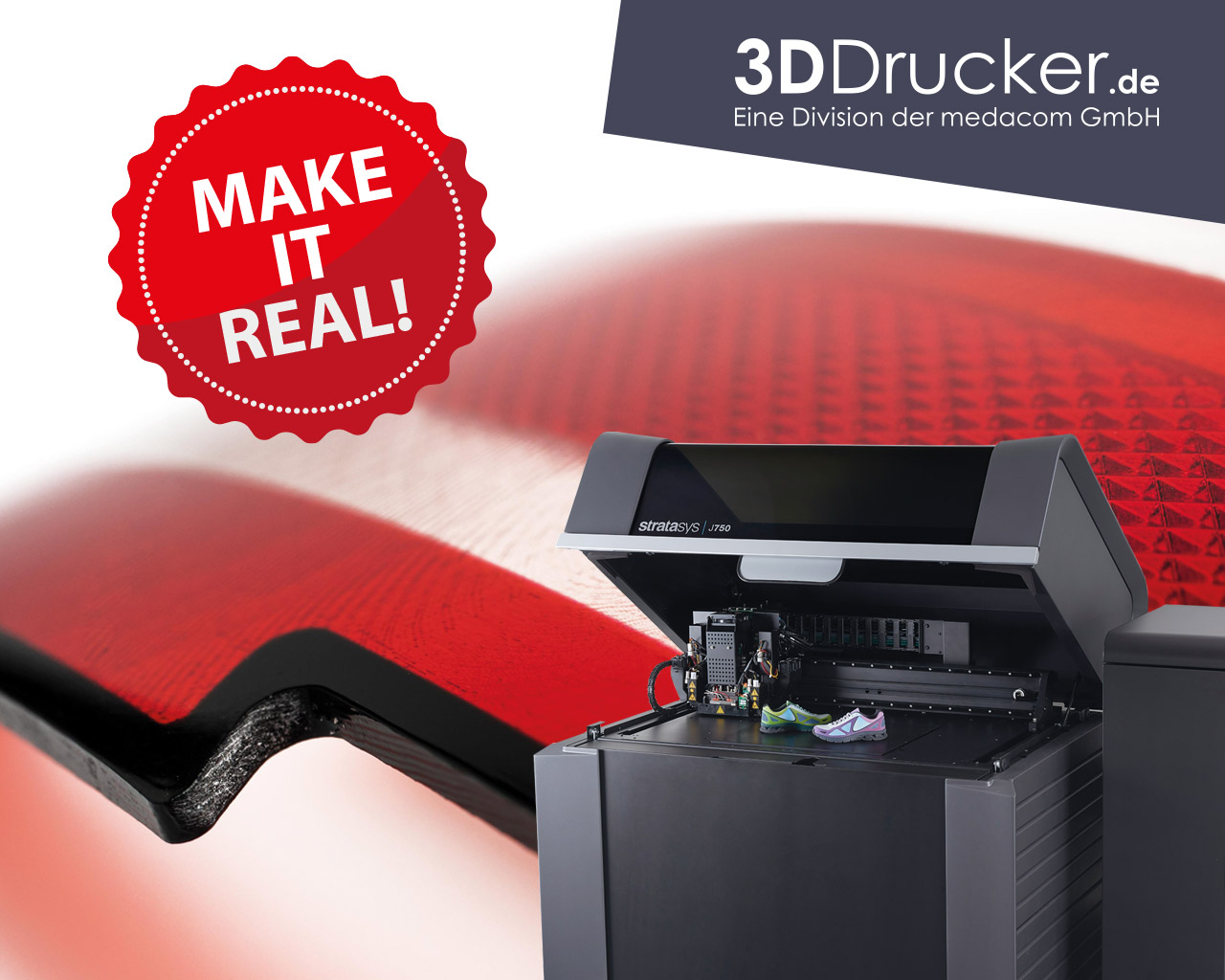 3D Druck Angebot | Make it real package