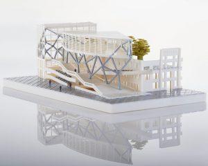 3D Druck Architekturmodell