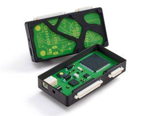 Elektronikgehäuse aus Antero 840CN03 FDM-Material