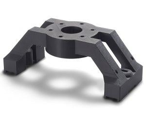 Roboterarm aus Diran 410MF07 nylonbasierter Kunststoff
