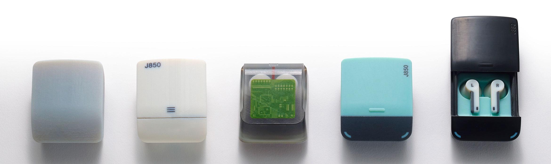Realitätsgetreue Prototypen mit dem Vollfarb 3D-Drucker J850 von Stratasys