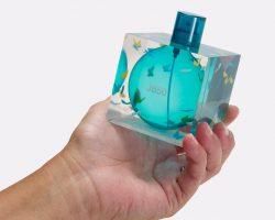 Stratasys J850 – Realitätsgetreue Parfümflasche