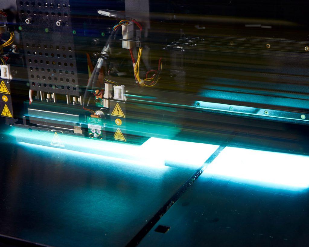 Ein reibungsloser Druckprozess mit der Stratasys J850