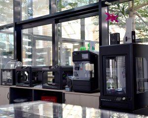 Stratasys und MakerBot Desktop 3D Drucker