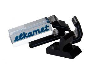 Ausstellungsstück der Elkamet Kunststofftechnik GmbH auf dem Messestand von 3DDrucker.de