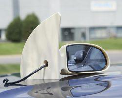 Außenspiegel aus ASA FDM Material