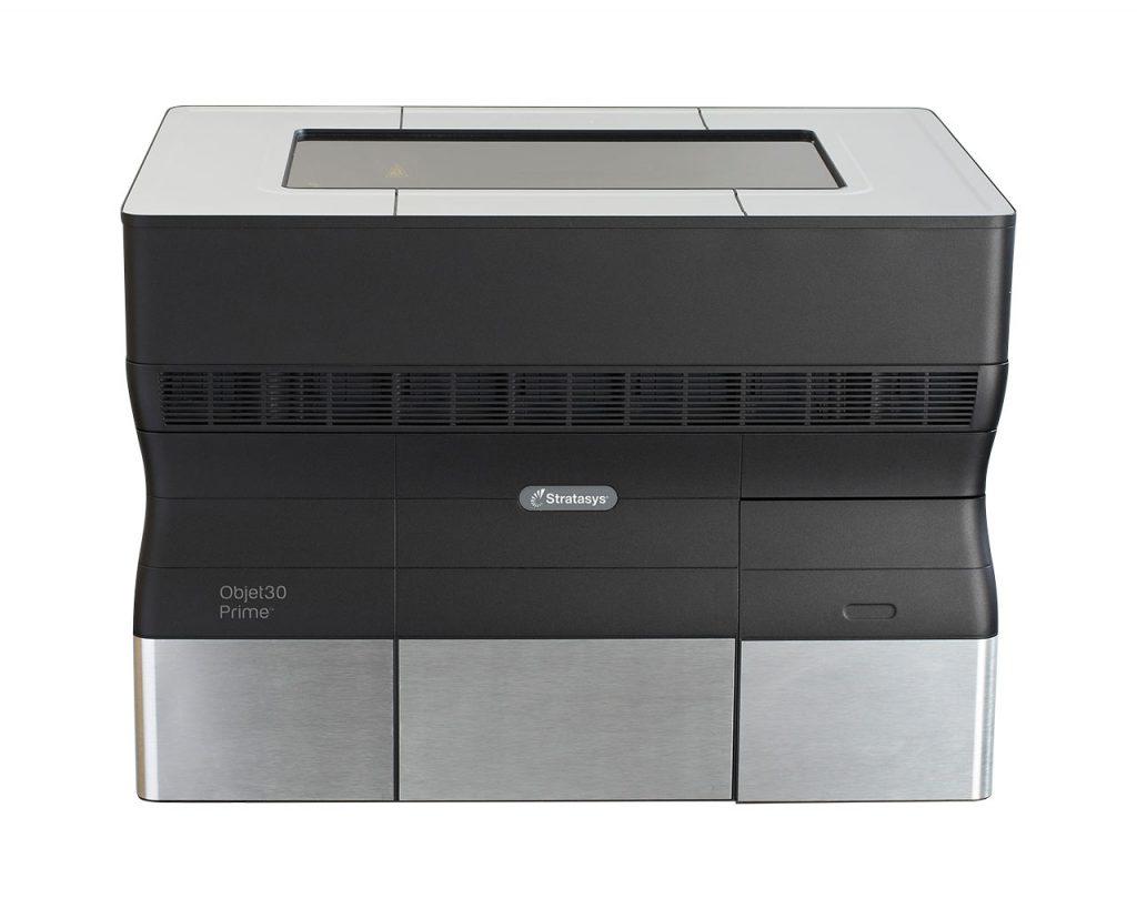 Der Objet30 Prime punktet mit hoher Präzision und großer Flexibilität.