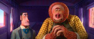 Die Gesichter der Charaktere des Oscar nominierten Animationsfilm wurden mit J750 3D Druckern erstellt.
