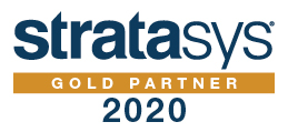 Stratasys Gold Partner 2020 Germany