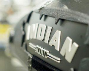 Polaris mit seiner Marke Indian Motorcycles setzt auf den 3D Druck