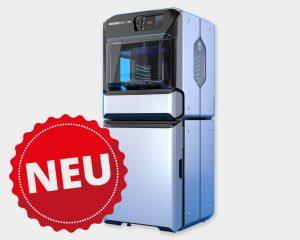 3D Vollfarbdrucker von Stratasys – Die neue J55